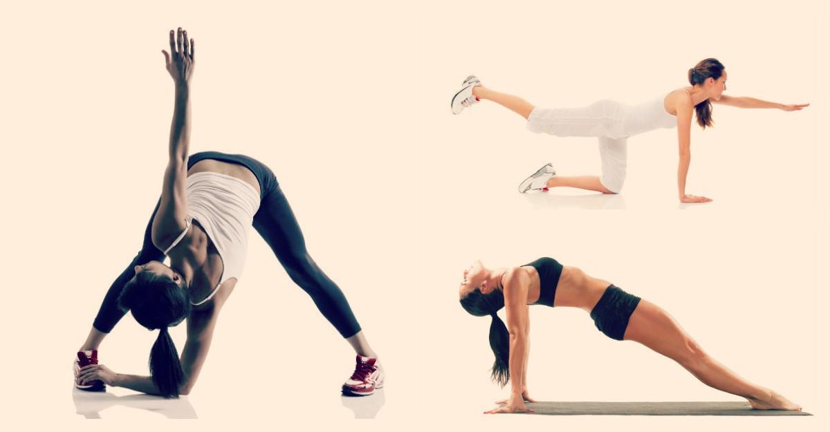Exercitii tamaduitoare pentru durerile de spate