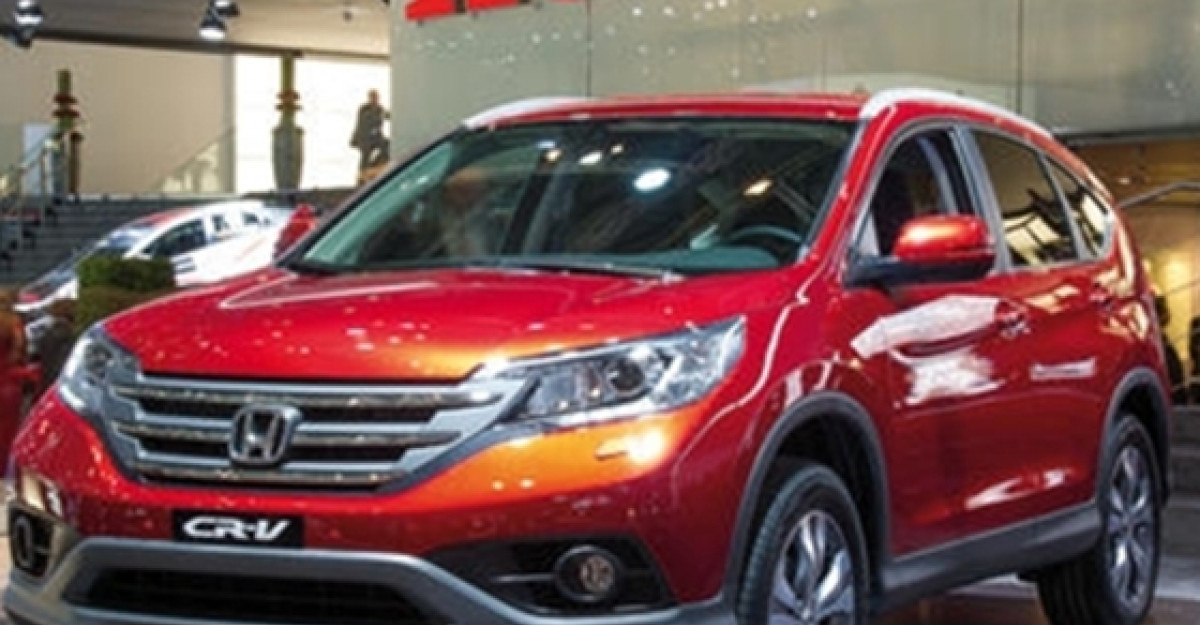 Honda anunta noul CR-V 1.6 i-DTEC, disponibil in Romania din octombrie