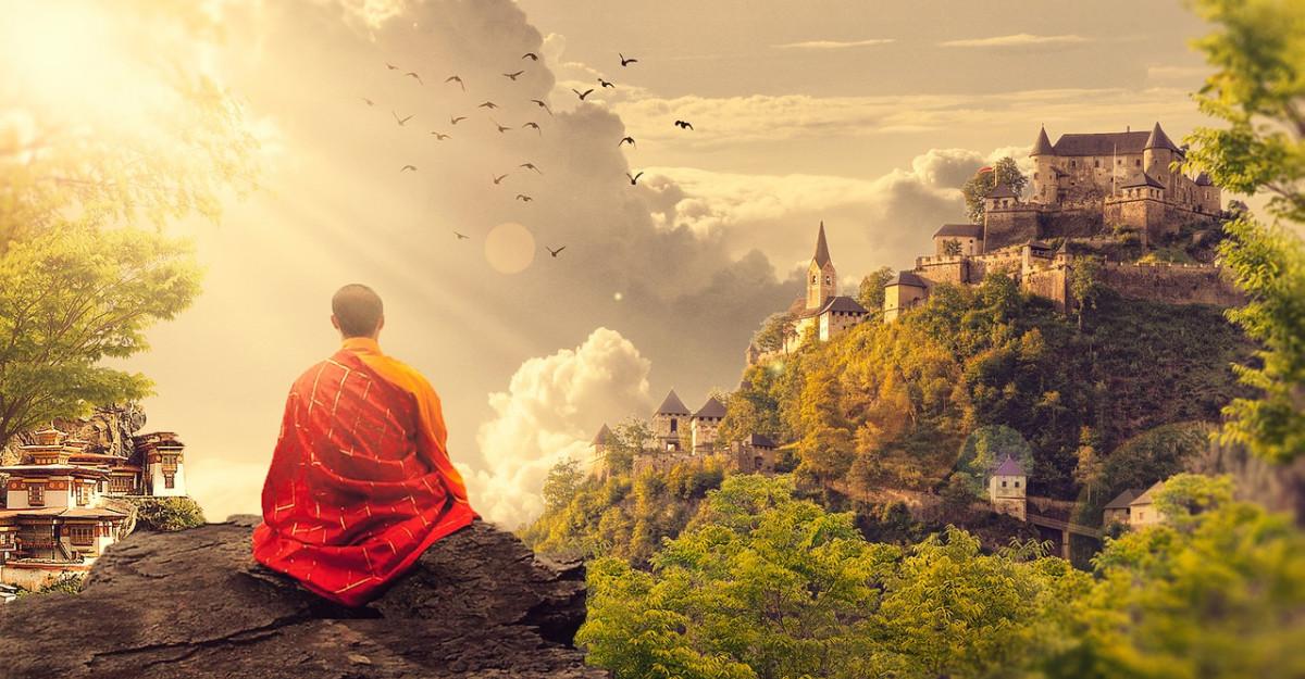 5 efecte benefice ale meditației