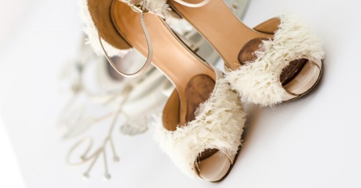 Cele mai frumoase sandale de vara pentru mirese