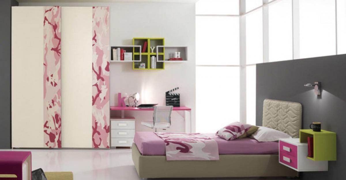 Dormitoare cool pentru tineret
