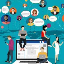 Initiativele culturale si educaaionale de pe Facebook care ne tin conectati