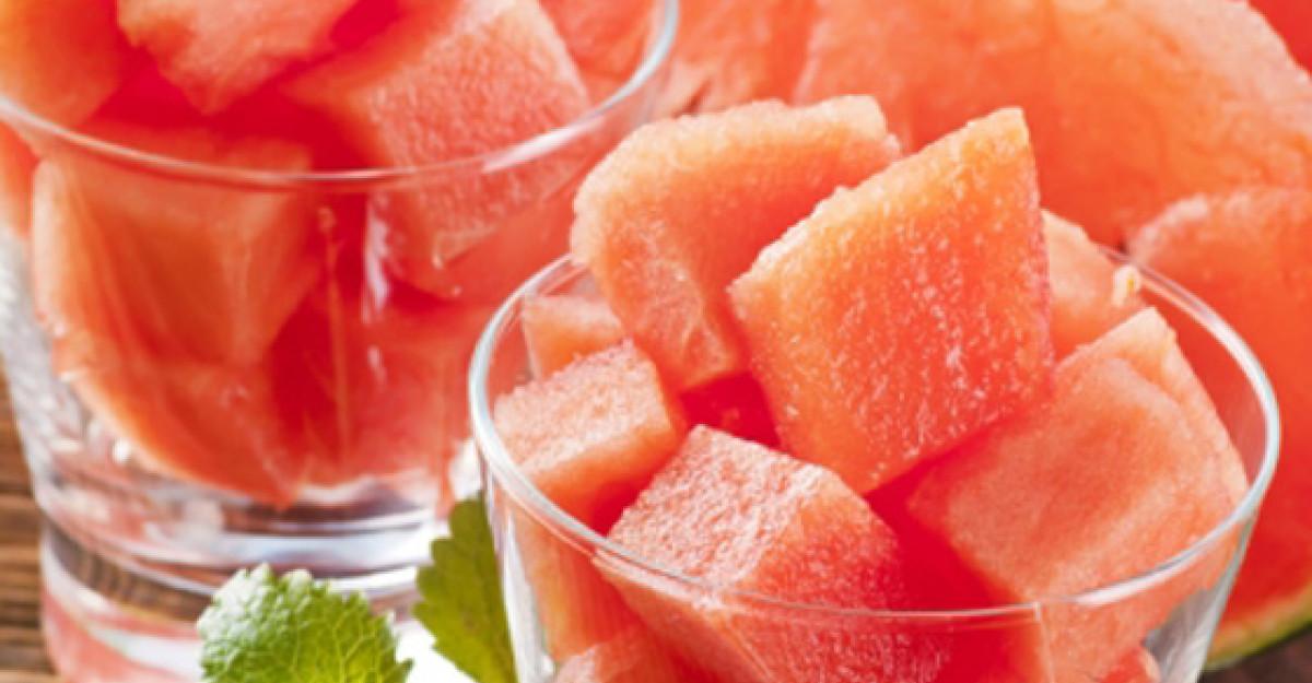 Pepenele rosu: 10 beneficii pentru sanatate
