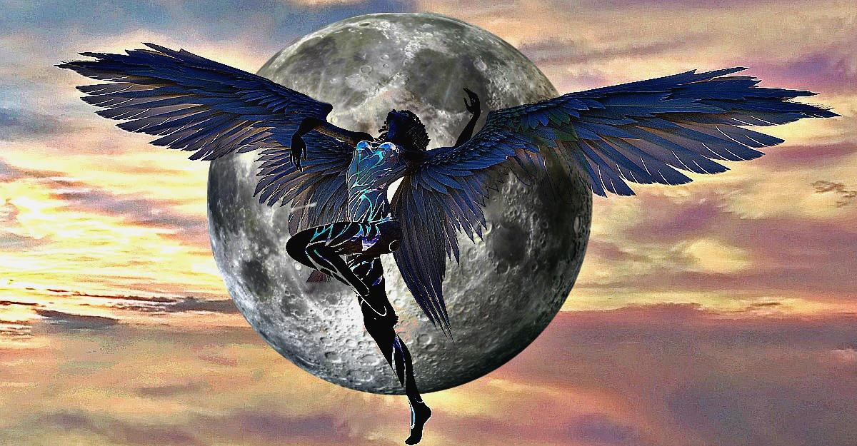 Luna Plină în Berbec de pe 1 octombrie ne pregătește pentru un nou ciclu karmic. Transformăm durerea noastră în putere