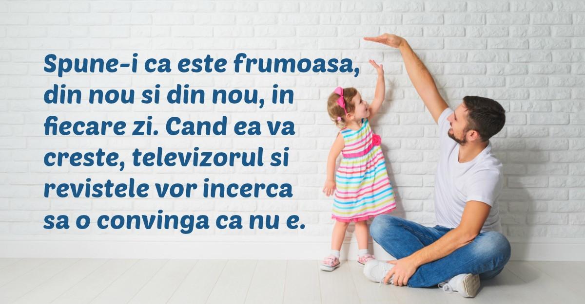 21 de sfaturi de la un tata pentru toti taticii de fetite