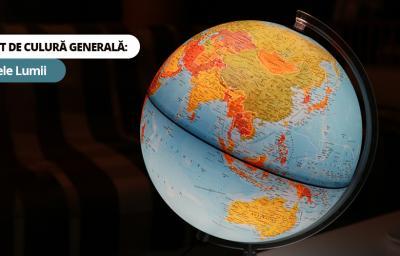 Test de cultura generala: Apele Lumii