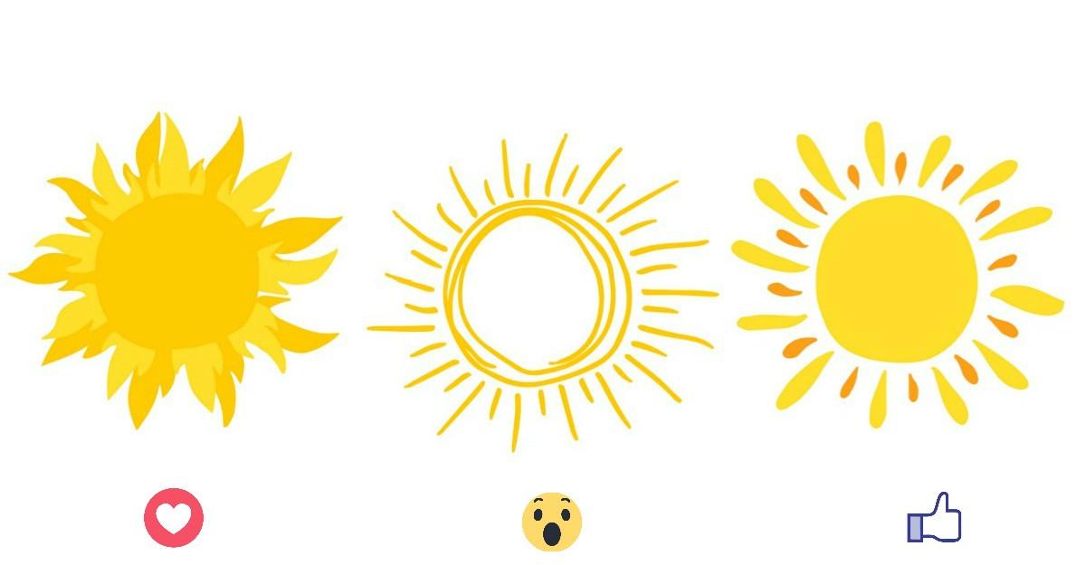 Alege un soare si descopera tot ce nu stiai despre personalitatea ta