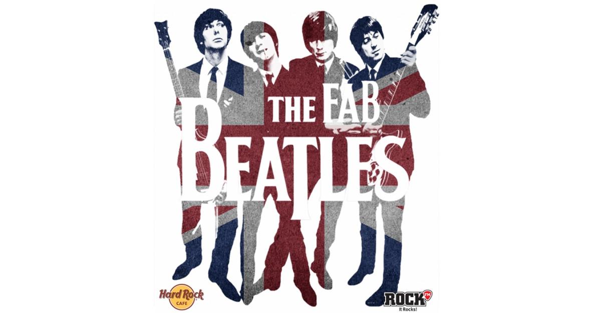 Formația Tribut Beatles Numărul 1 în Anglia (re)vine în România, la cererea publicului!