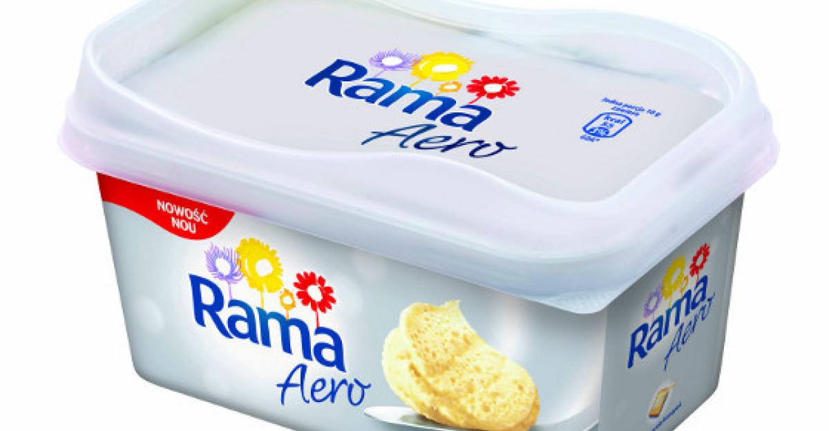 Rama Aero, un nou motiv sa iubesti micul dejun si gustarile de peste zi