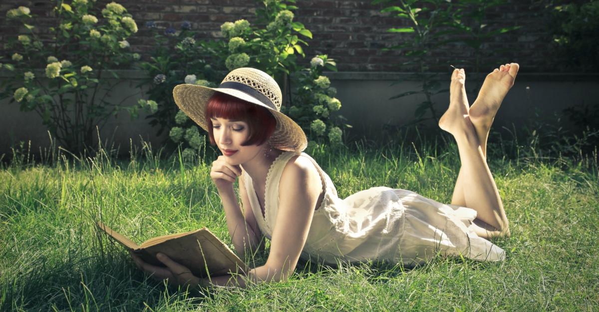 5 lucruri uimitoare care ți se întâmplă când citești o carte bună