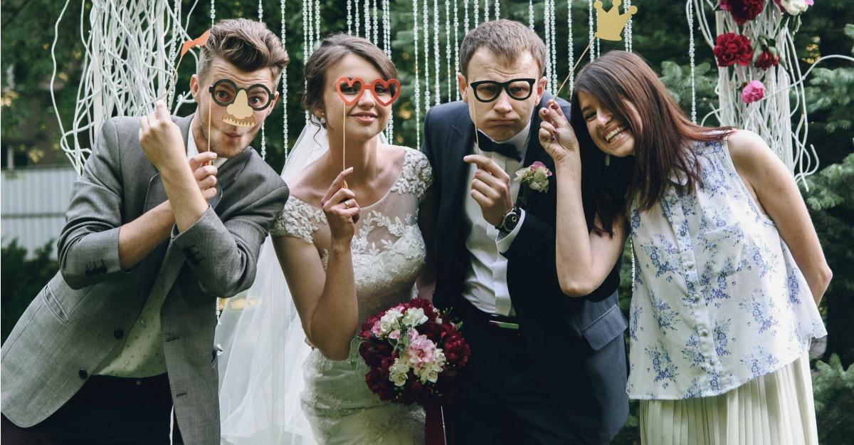 Ce sa NU porti la o nunta