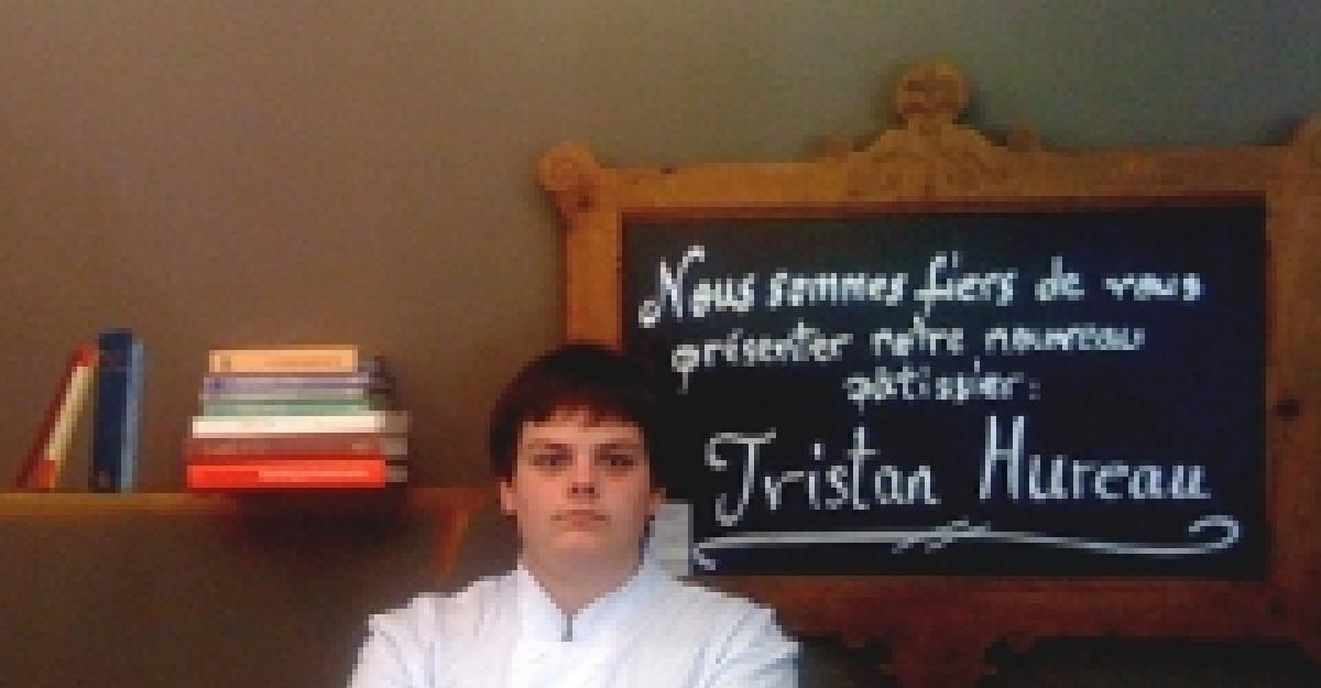 Patiserul francez Tristan Hureau, invitat de Electrolux sa gateasca pentru bucuresteni