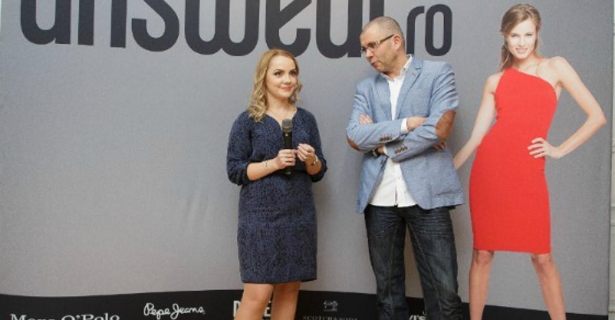 Answear, liderul pietei de fashion online din Polonia, s-a lansat oficial si in Romania