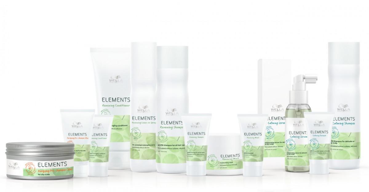Trăiești o experiență mai sănătoasă pentru păr și scalp: Wella Professionals relansează gama ELEMENTS