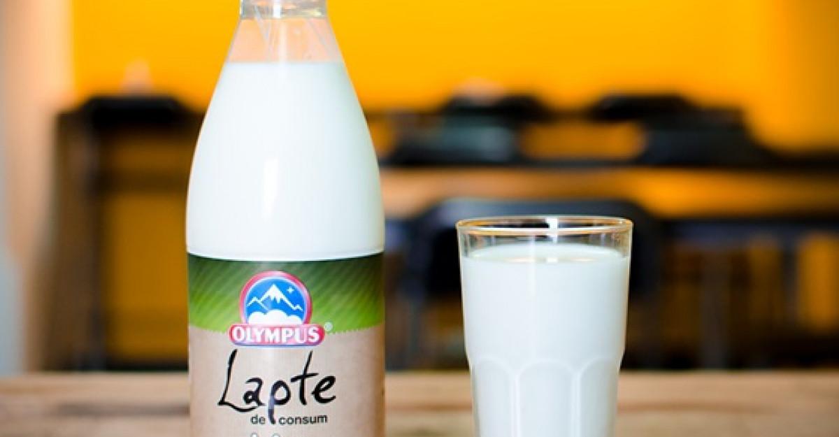 Olympus isi extinde gama de lactate bio