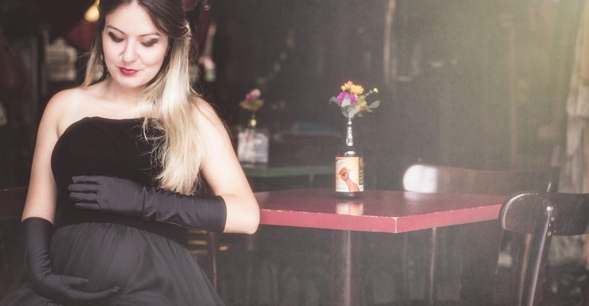 10 rochii de Revelion pentru gravidute