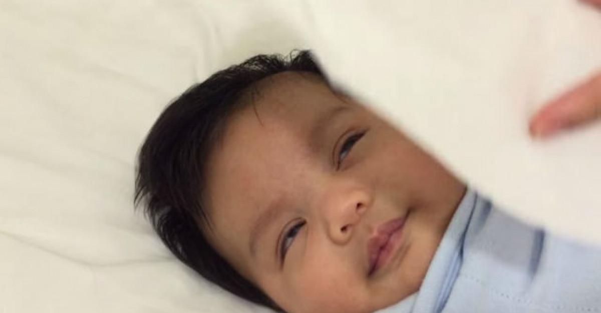 Video: Cel mai TARE truc pentru a adormi un bebelus in mai putin de UN MINUT