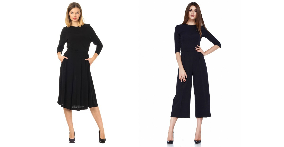 Fustele pantaloni: mix perfect intre confort si feminitate