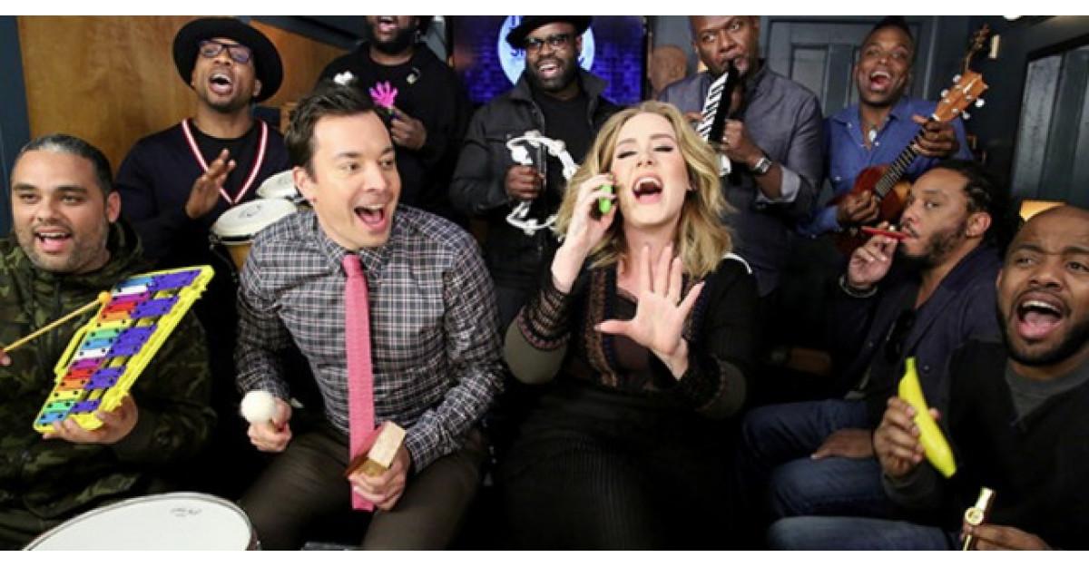 Video: Cum canta Adele LIVE piesa dupa care toata lumea este innebunita?