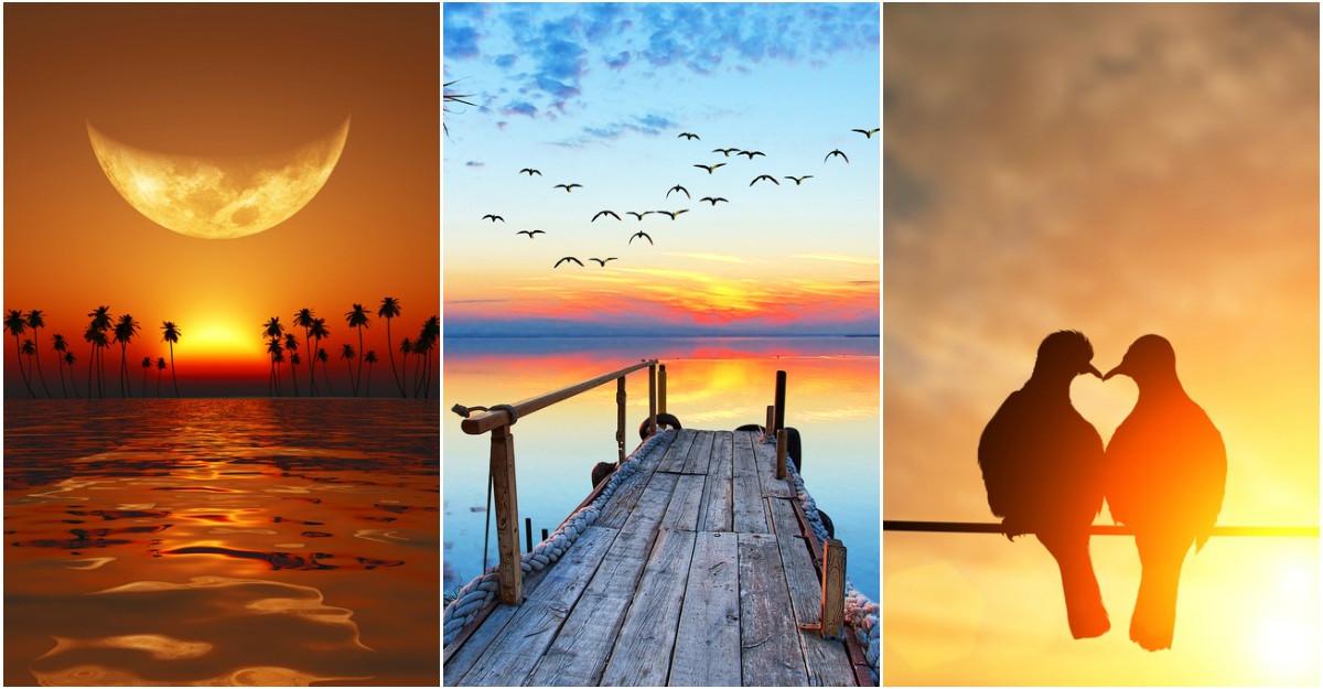 Alege o imagine de mai jos și află ce îți va aduce luna iulie