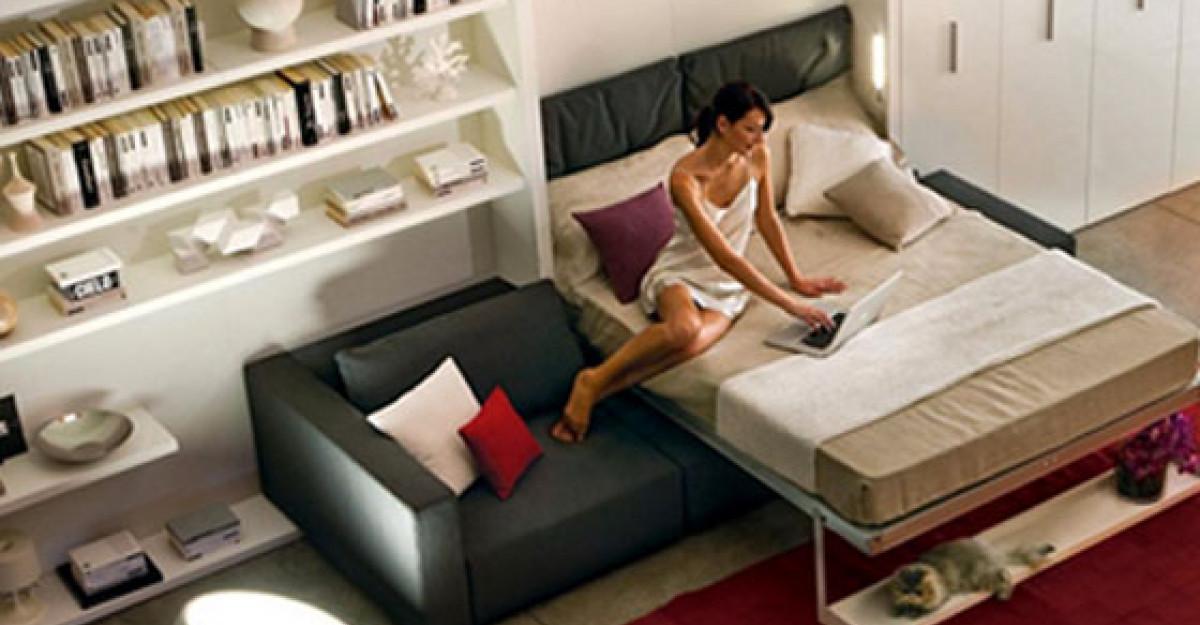 16 modele de paturi rabatabile