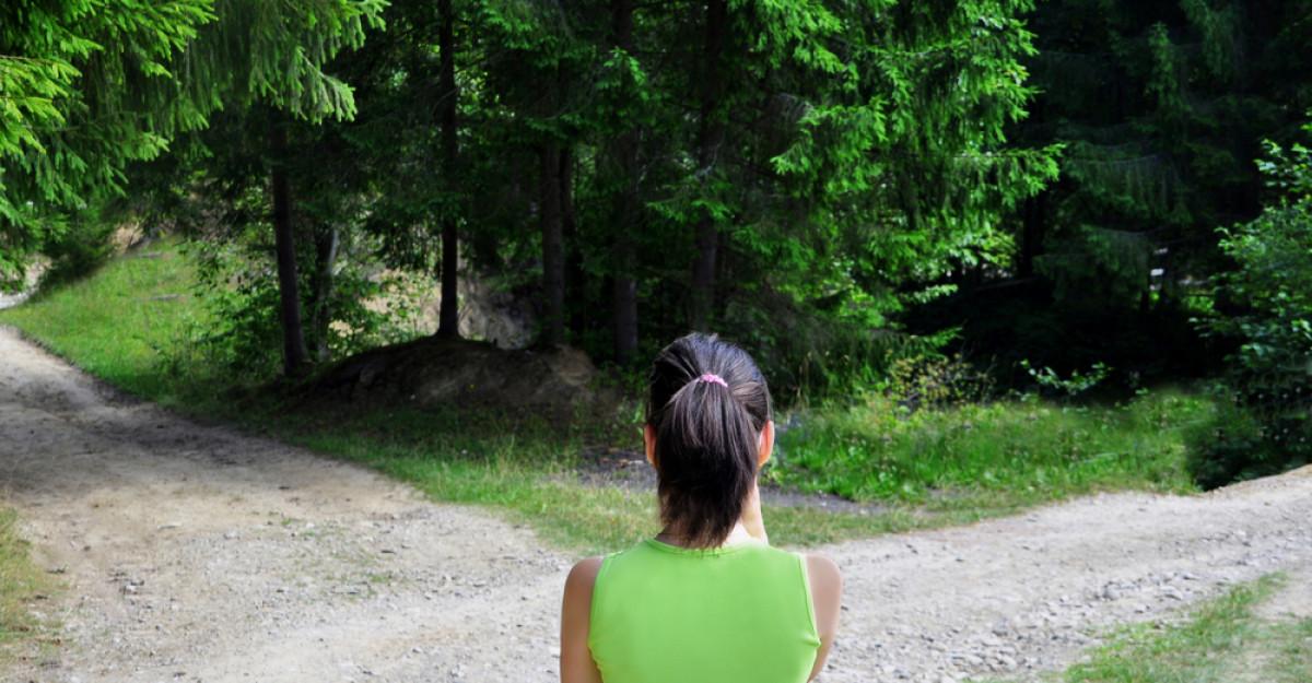 Fă primul pas. Drumul apare.