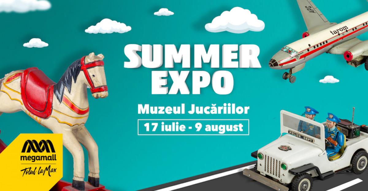 Mega Mall pregătește experiențe inedite vizitatorilor în iulie și august