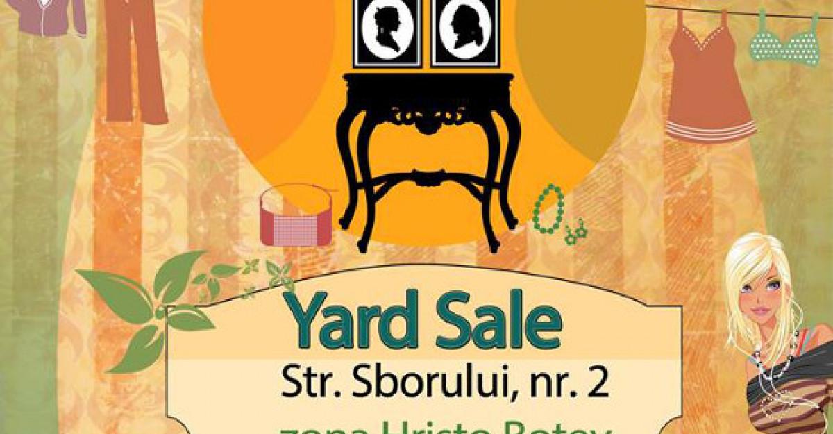 Yard Sale Februarie - partea a2a