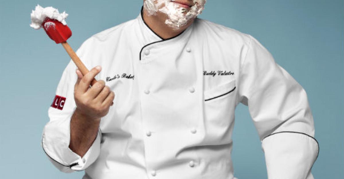 Celebrul cofetar Buddy Valastro revine intr-un nou sezon din Regele cofetarilor
