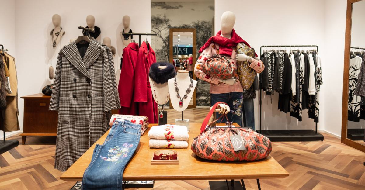Descoperă noul concept de magazin Weekend Max Mara și noua colecție de toamnă-iarnă 2018!