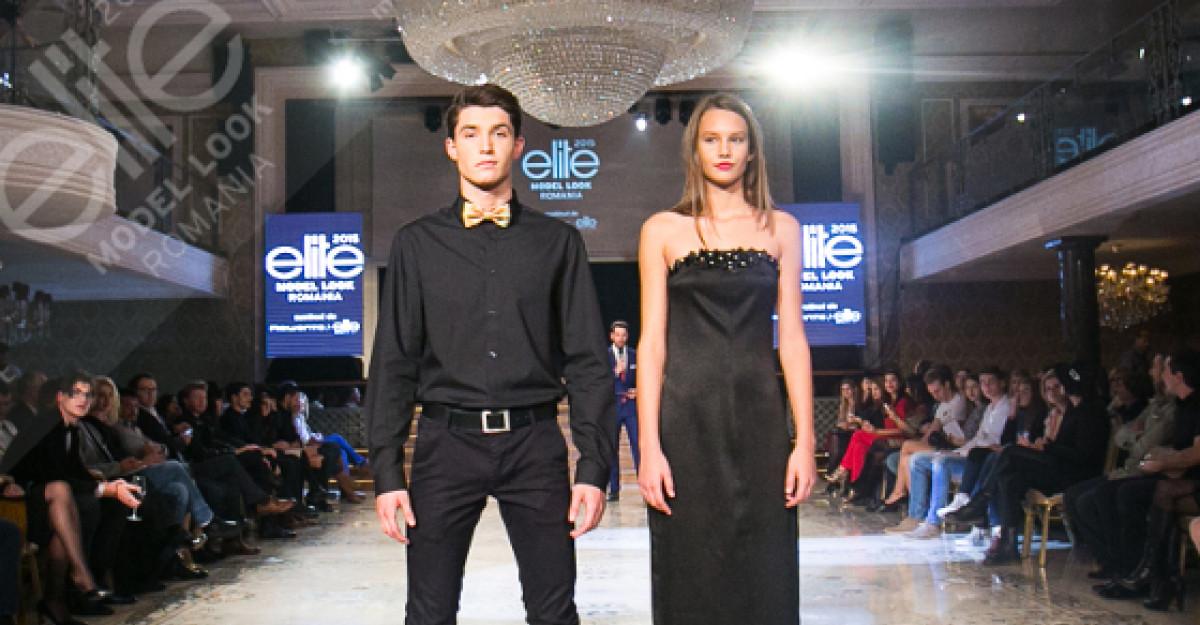 Finala nationala Elite Model Look Romania 2015: splendoare si eleganta in Castelul din Inima Orasului