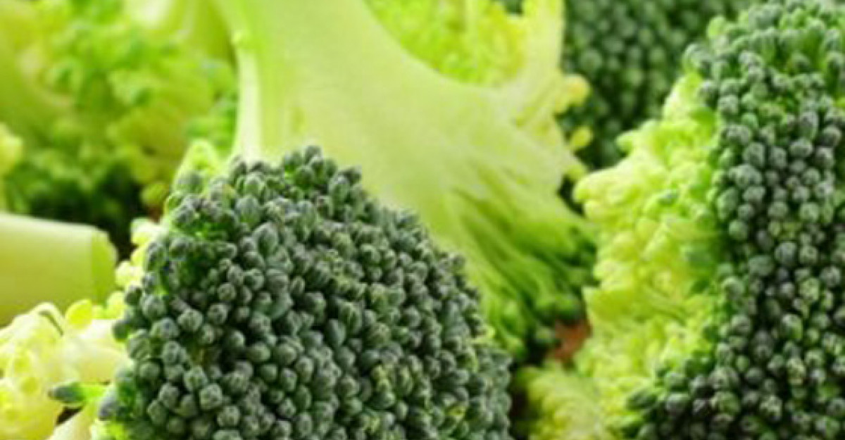 Broccoli - superalimentul sanatatii si al detoxifierii!