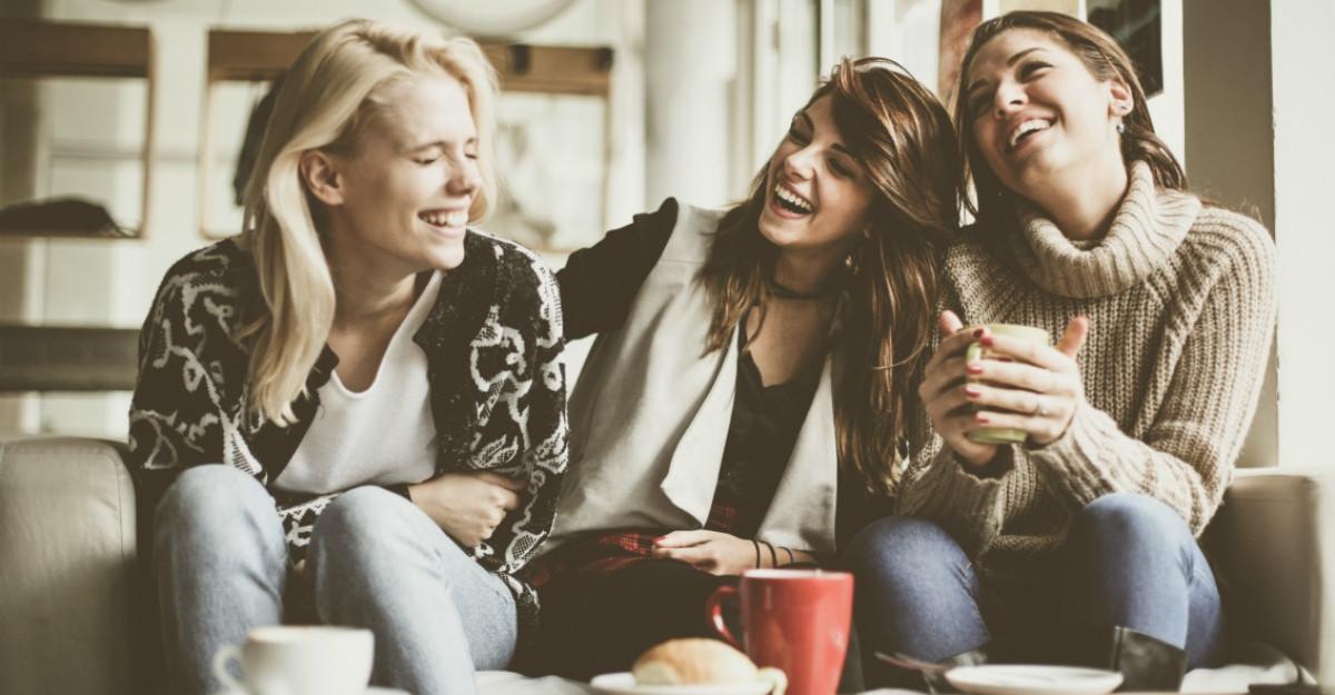 Petrece mai mult timp cu oamenii dragi, face bine la sanatate
