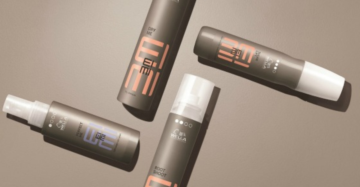 EIMI este noua linie de styling Wella Professionals