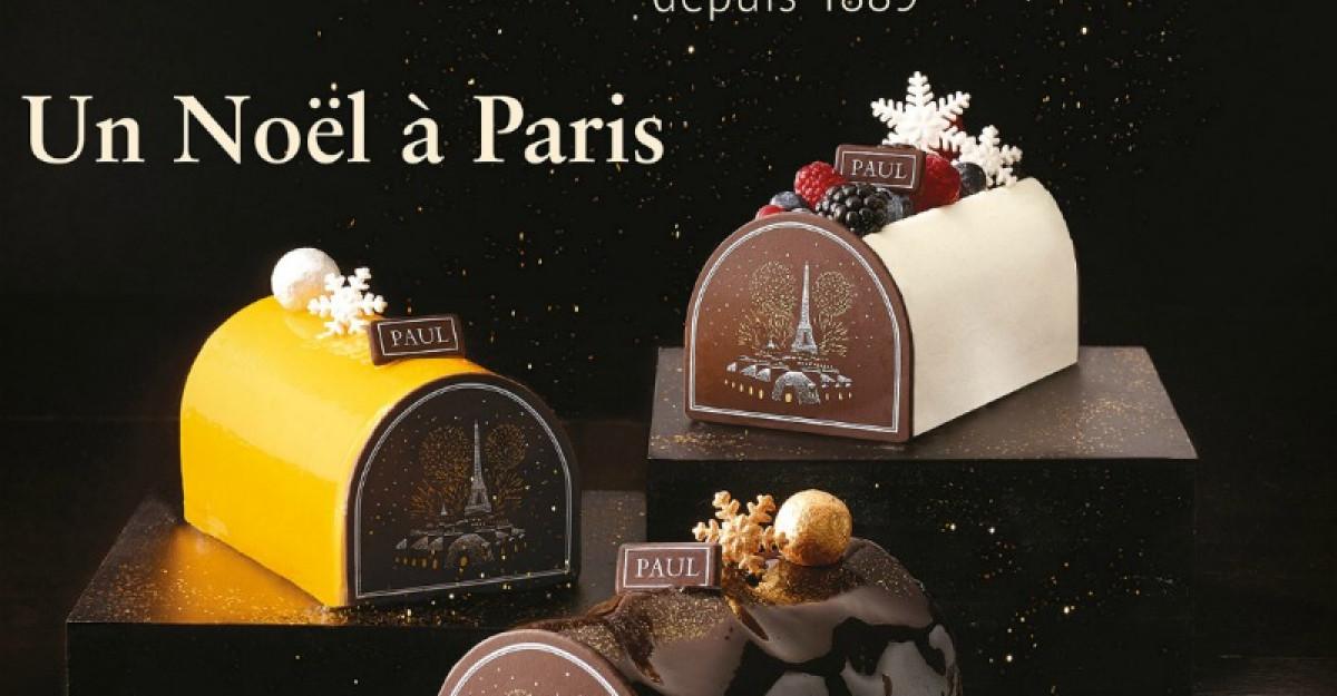 Deserturile Noël, in editie limitata, se intorc in brutariile Paul