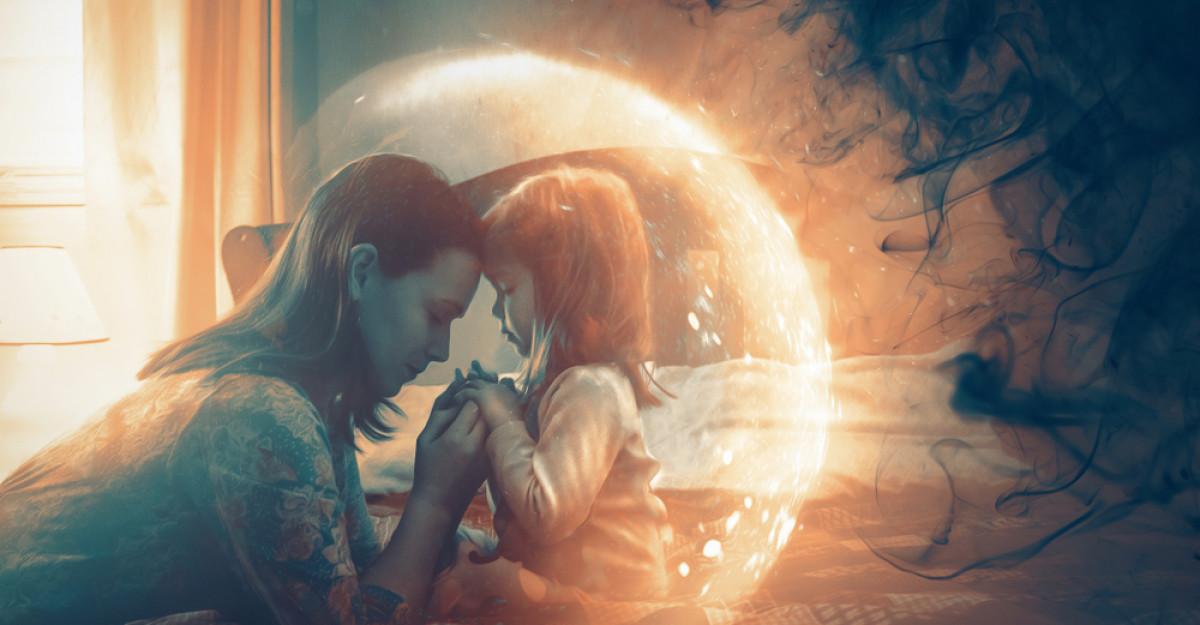 Frica dispare atunci când alegi iubirea