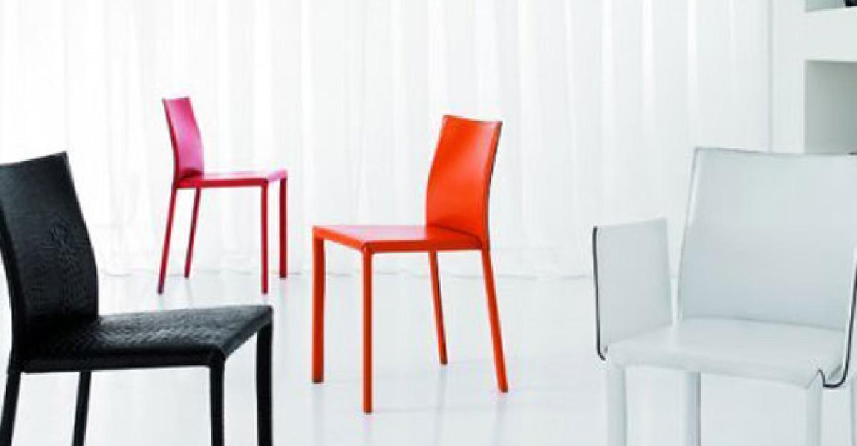 15 scaune de bucatarie, cu un design deosebit