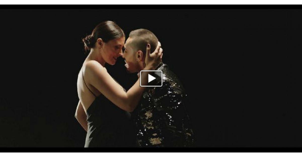 Video: Alex Velea, declaratie de dragoste pentru Antonia in noul videoclip