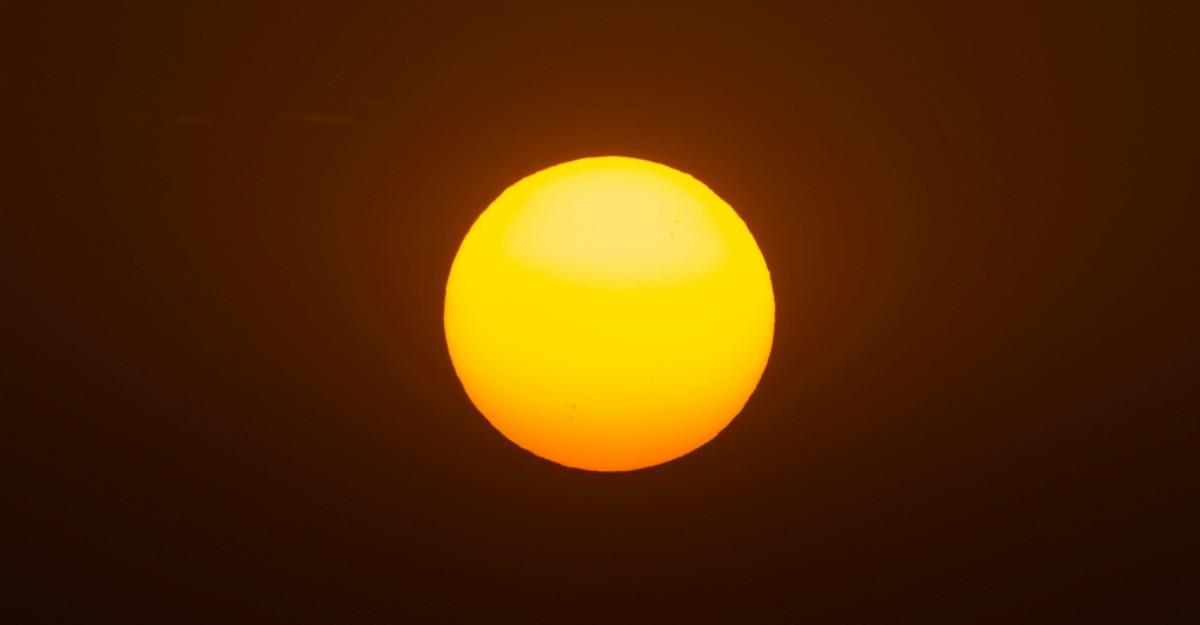 Ce sunete scoate Soarele?
