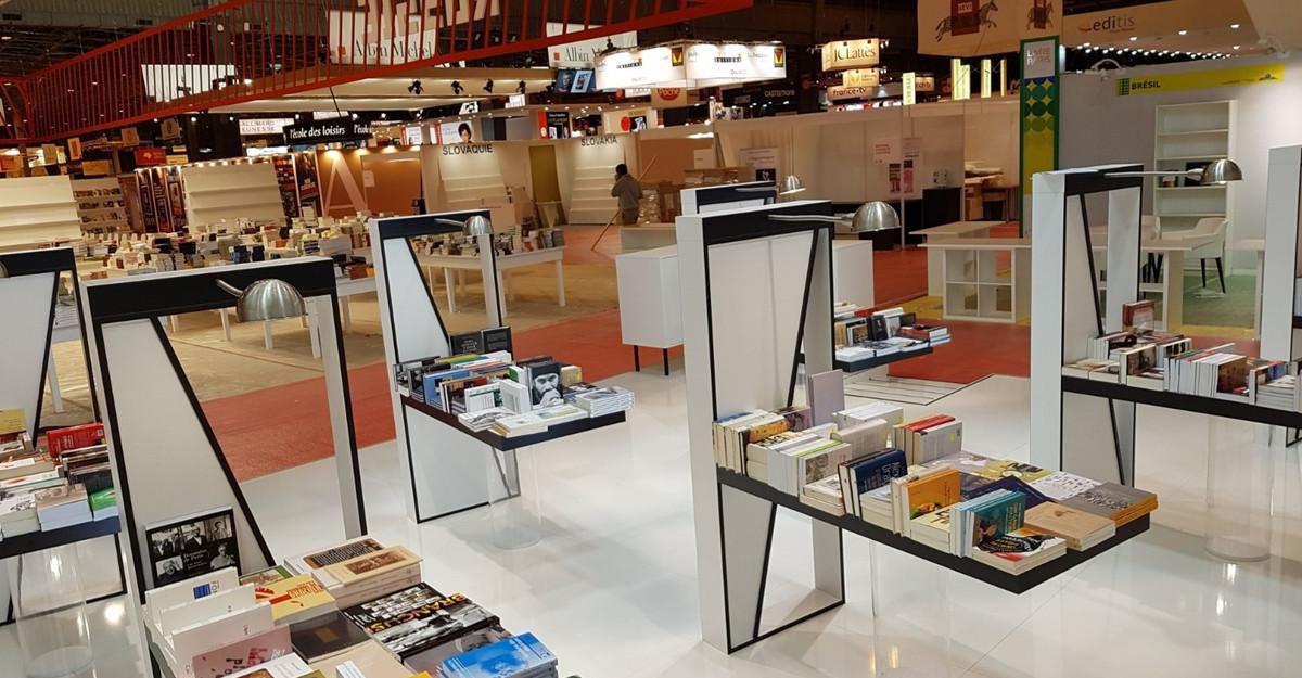 Libris.ro asigură standurile de carte la târgurile de carte de la Paris și Leipzig