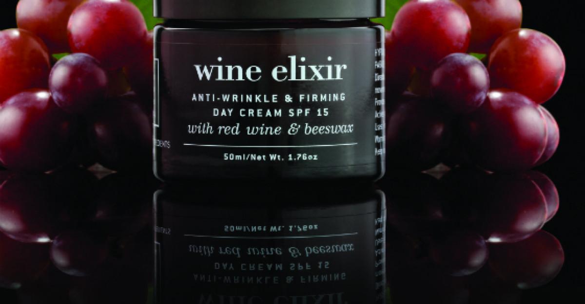 Nou de la APIVITA: Wine Elixir Antirid si fermitate