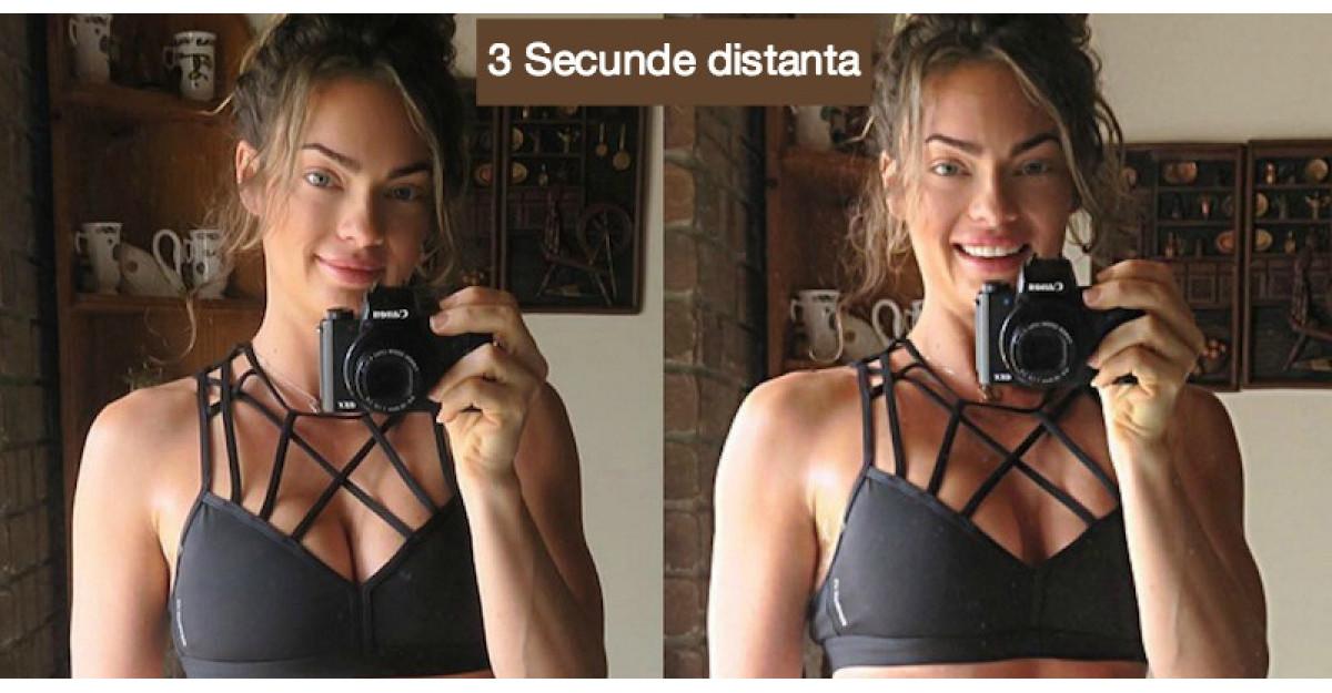 Aceasta antrenoare de fitness ne arata adevarul din spatele pozelor perfecte