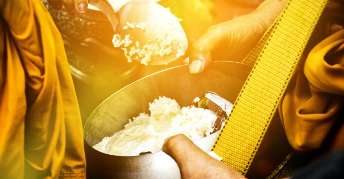 Ce şi cum să mănânci ca să trăieşti mai mult. Reţeta călugărilor budişti