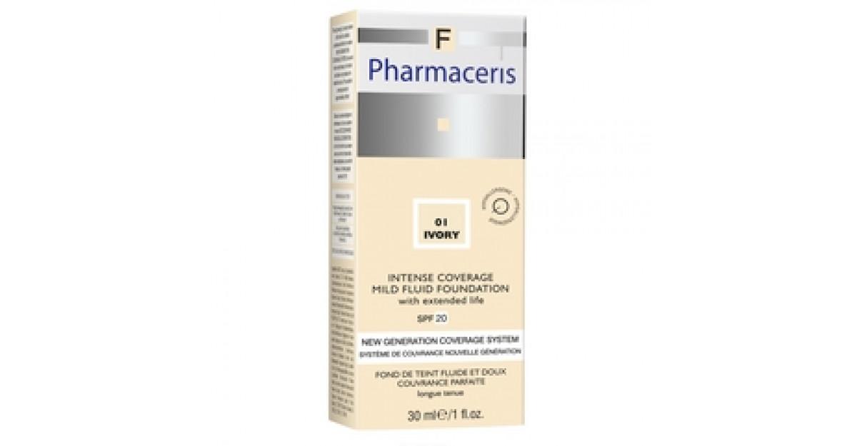 Pharmaceris F: Dermoingrijire si acoperire perfecta