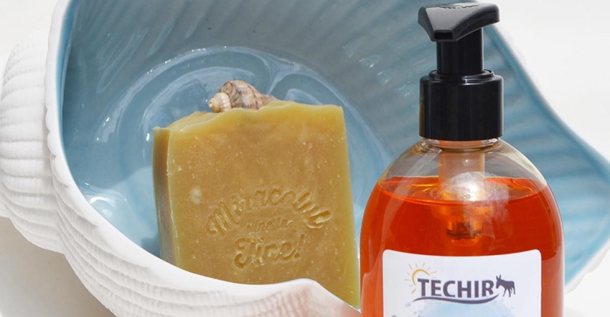 TECHIR lansează soluția igienizantă pentru mâini cu 70% alcool