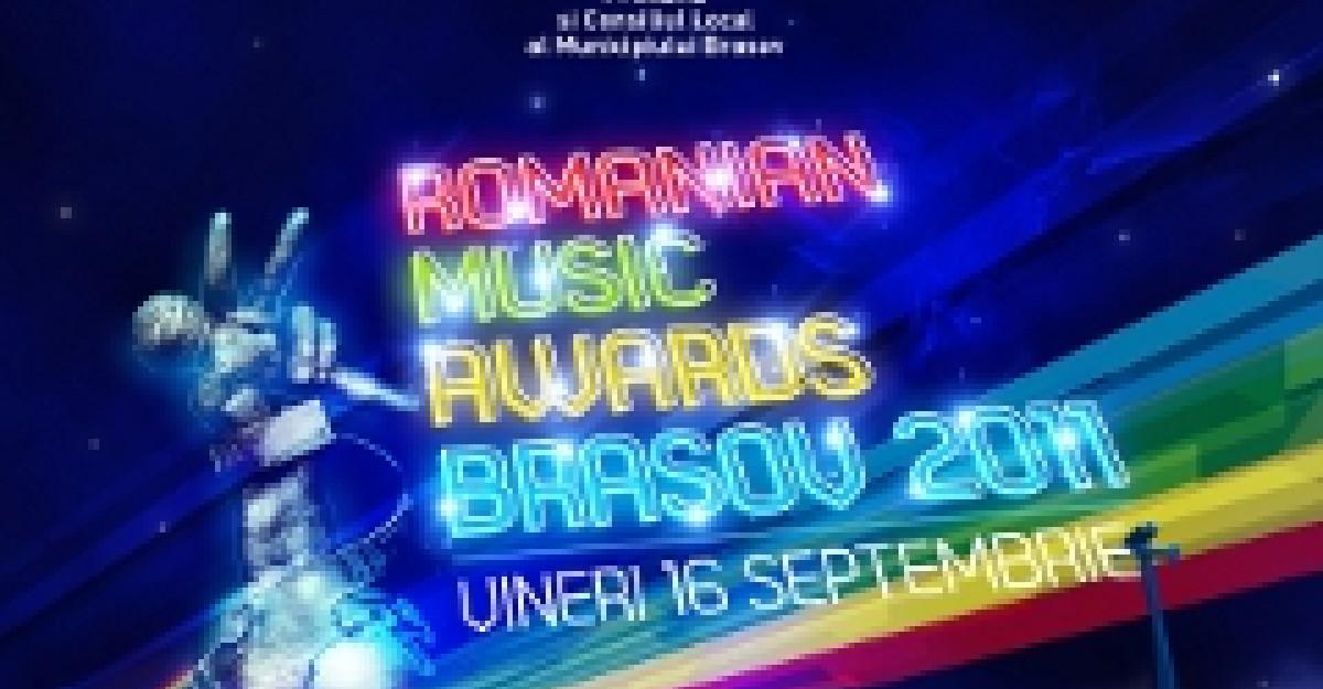 Vezi aici nominalizatii la Romanian Music Awards 2011