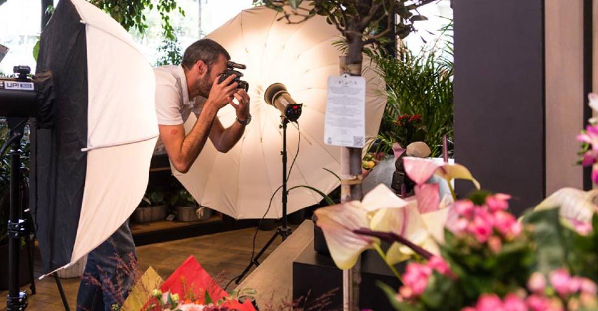 Cum sa realizezi fotografii cu flori memorabile - un workshop Floria in parteneriat cu F64
