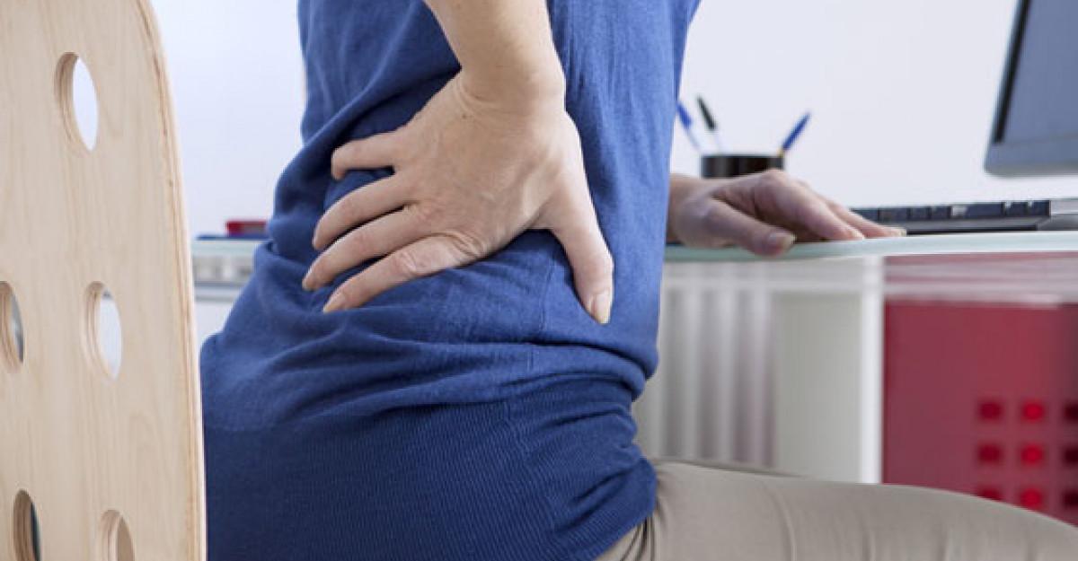 Remedii pentru durerile de spate