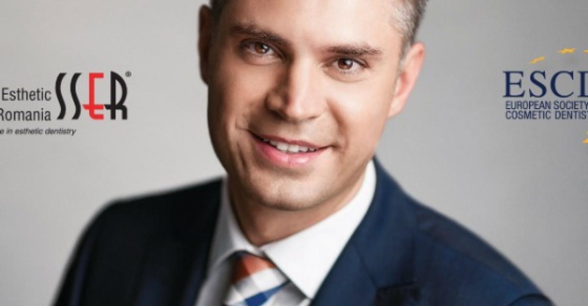 Medicul roman Florin Lazarescu a fost ales presedinte al Societatii Europene de Cosmetica Dentara