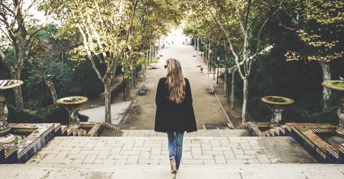 Mergi la întâlnire cu tine! 8 locuri de întâlnire cu propria persoană